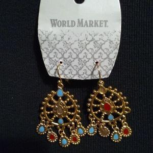 Earrings - World Market
